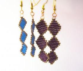 Stained Glass Earrin..